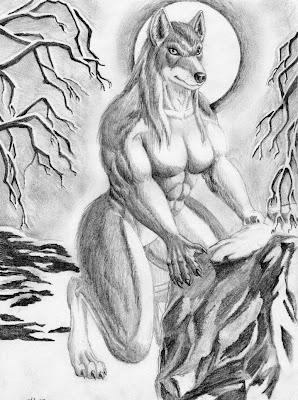 Big breast nude fine art